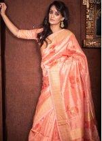 Woven Traditional Saree