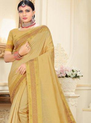 Woven Tussar Silk Designer Traditional Saree