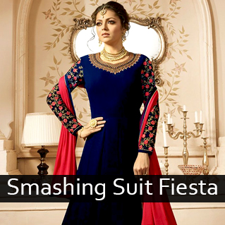 Smashing Salwar Suits