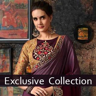 Exclusive Designer Sarees Collection